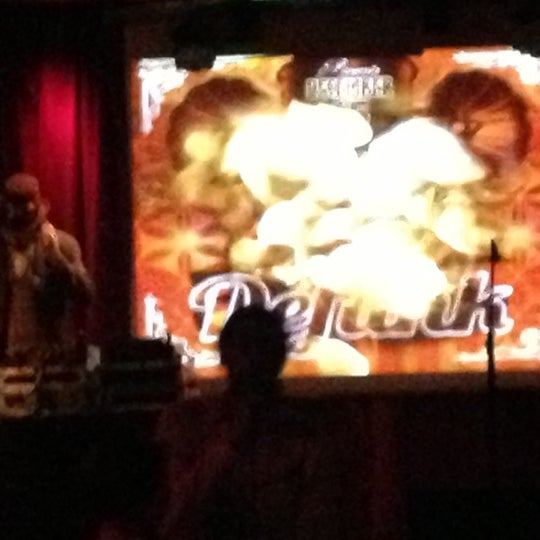 Photo taken at La Sala Rossa by Géraldine J. on 12/16/2012