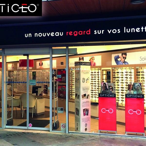 Opticeo colomiers optical shop in colomiers - Centre commercial colomiers ...