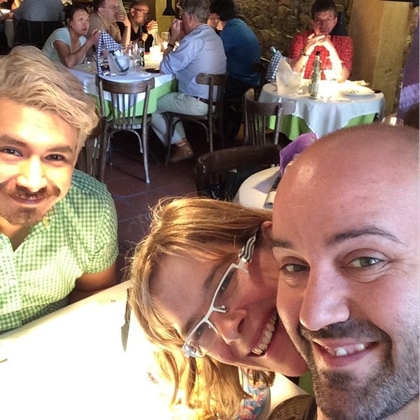 Photo taken at El Llagut by Oscar G. on 5/18/2015