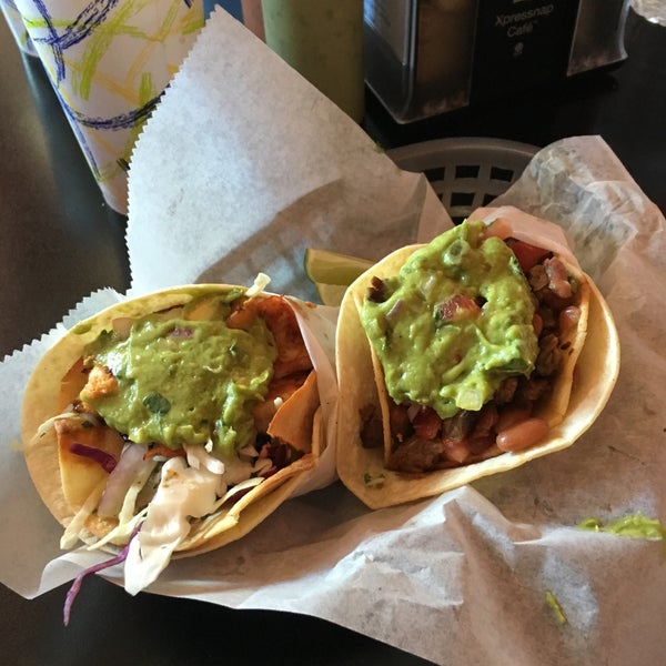 Photo taken at Nick's Crispy Tacos by Natalie M. on 6/18/2016