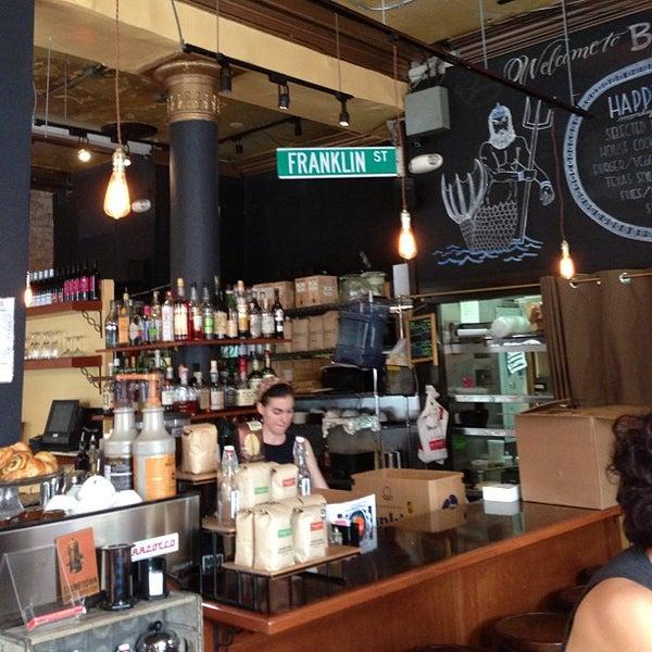 Francis Cafe Franklin St