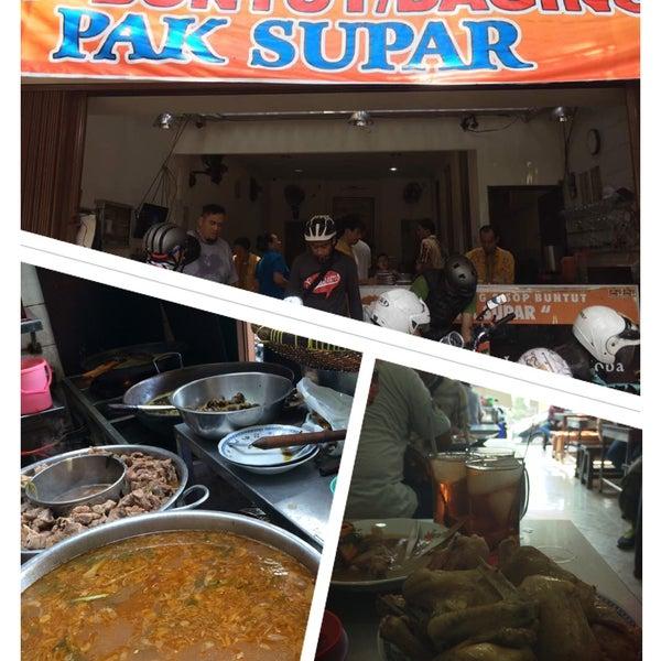 Image result for Ayam Goreng & Sop Buntut Pak Supar semarang