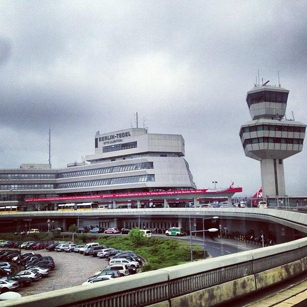 Flughafen Berlin-Tegel Otto Lilienthal (TXL) - Flughafen Tegel - Flughafen Tegel