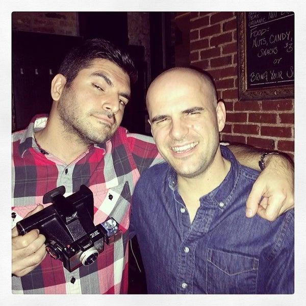 Photo taken at A & D Neighborhood Bar by Rachel C. on 2/23/2014