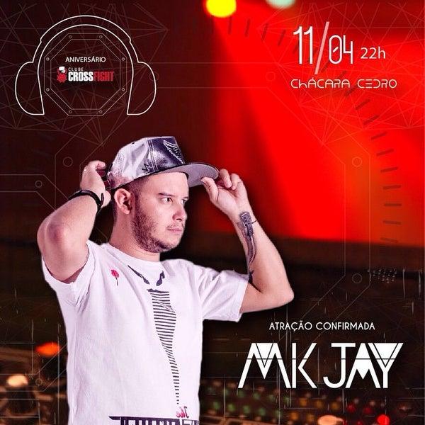 Photo taken at Chácara Cedro by DJ MK Jay M. on 3/13/2015