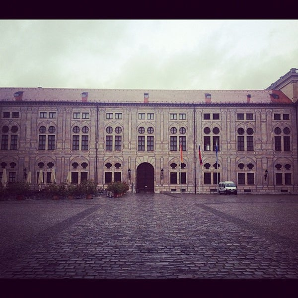 Photo taken at Residenz by Anna N. on 10/3/2012