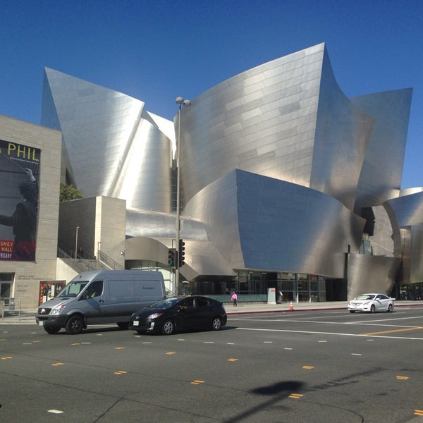 Los Angeles Mall: Los Angeles Music Center