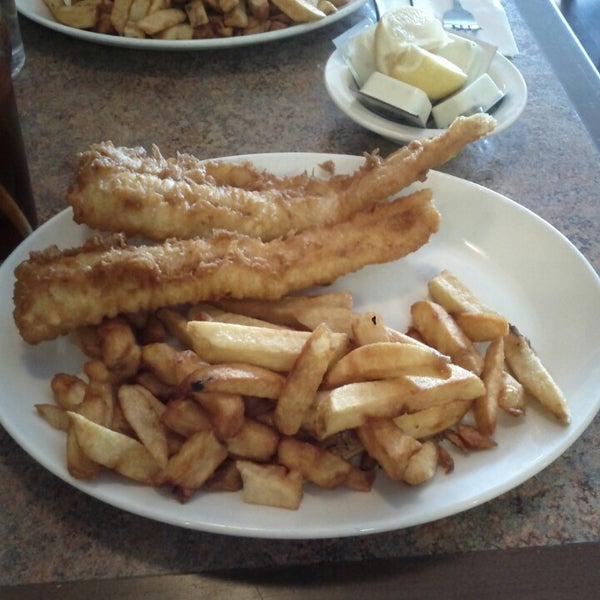 Heritage fish chips milton on for Bettys fish and chips
