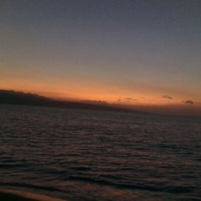 Photo taken at Pacific Ocean by David L. on 1/25/2013