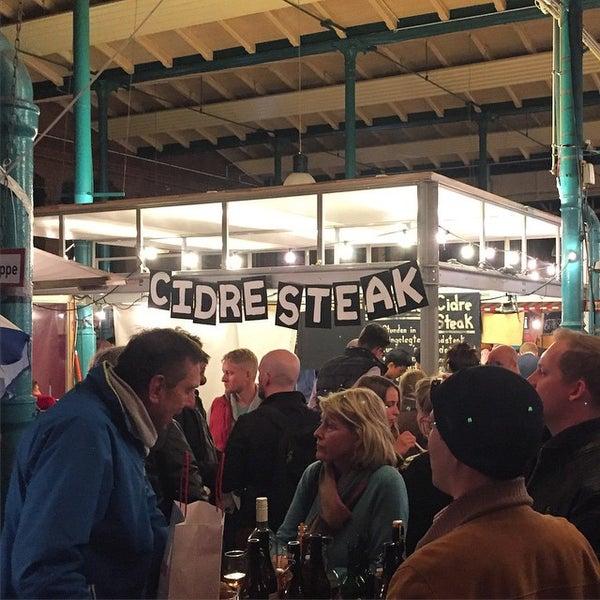 Das Foto wurde bei Street Food Thursday von Alexander K. am 4/16/2015 aufgenommen