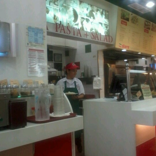 Photo taken at Sbarro by Kenneth C. on 2/2/2013