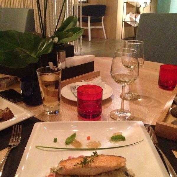 Снимок сделан в Ресторан ODESSA пользователем Tatiana L. 5/31/2013
