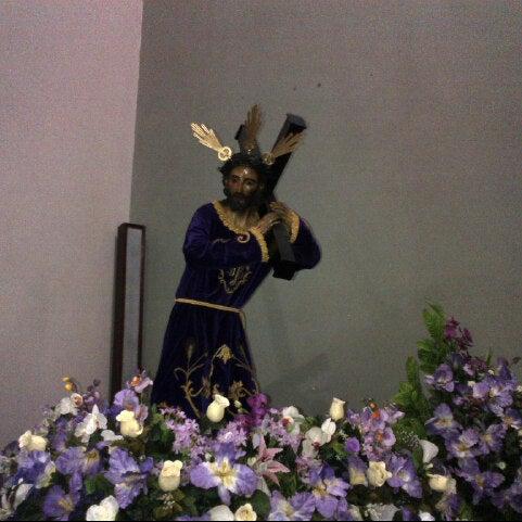 Photo taken at Iglesia Nuestra Señora De La Chiquinquira by Curiosa on 3/29/2013