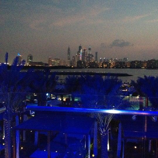 11/7/2012 tarihinde Elena N.ziyaretçi tarafından Rixos The Palm Dubai'de çekilen fotoğraf
