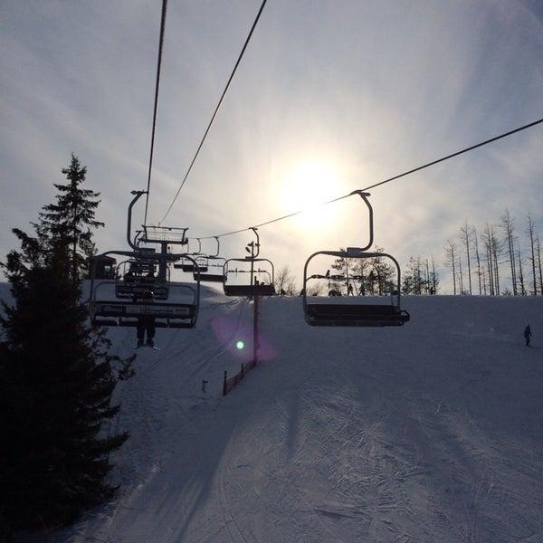 3/8/2014にPaul E.がChicopee Ski & Summer Resortで撮った写真