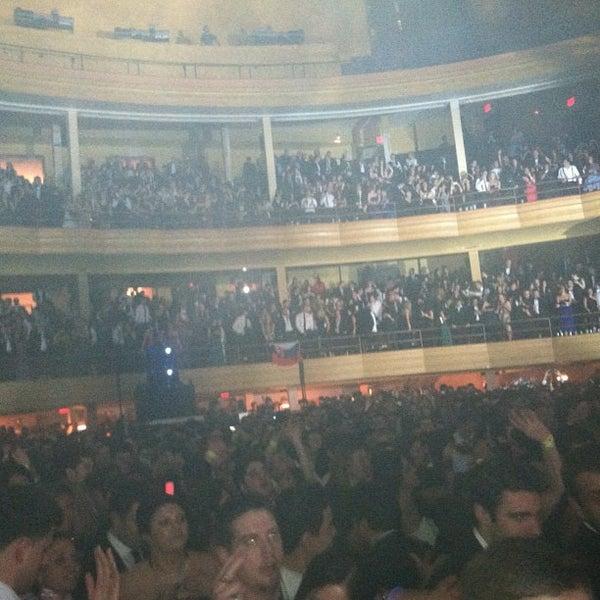 Photo taken at Hammerstein Ballroom by Tom O. on 3/1/2013