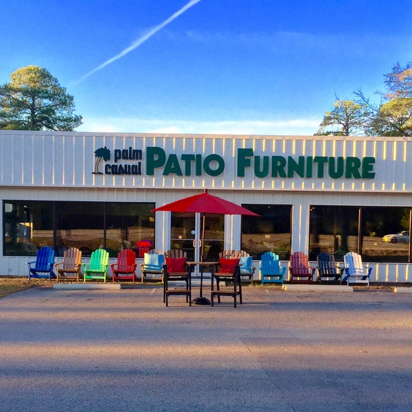 Photo Taken At Palm Casual Patio Furniture By Palm Casual Patio Furniture  On 2/13