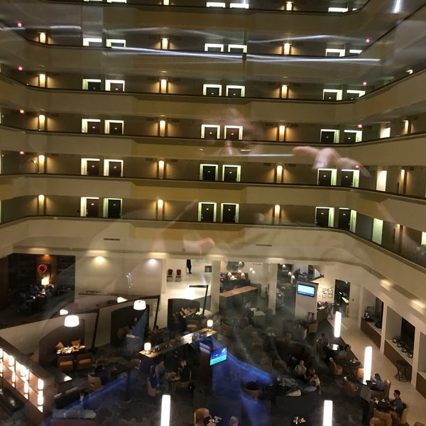 Photo taken at Houston Marriott South at Hobby Airport by Tony D. on 10/3/2017