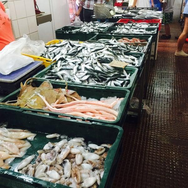 Fish market zadar pod bedemom b b for Boston fish market chicago