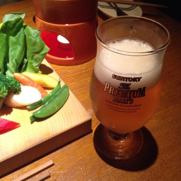7/14/2014にJin-ichiro O.がゴールデンミートバルで撮った写真