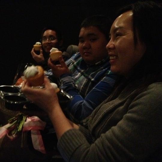 Photo taken at Regal Cinemas Fairfax Towne Center 10 by Ella C. on 1/20/2013