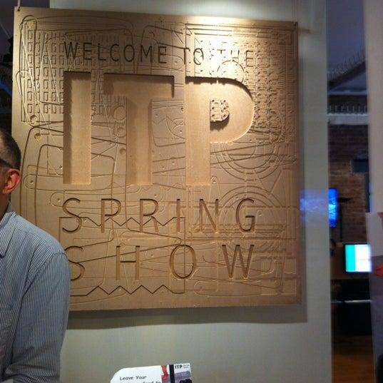 Photo taken at NYU ITP by Mattan G. on 5/15/2012