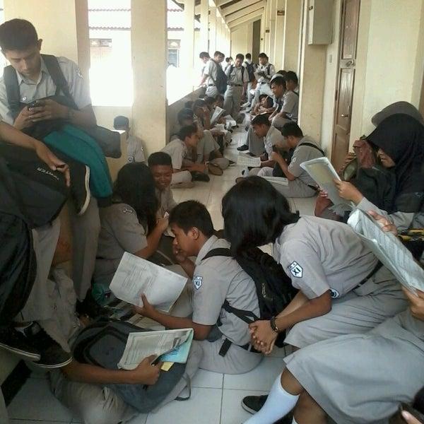 Photo Taken At SMK Negeri 2 Surakarta By Aji K On 11 27