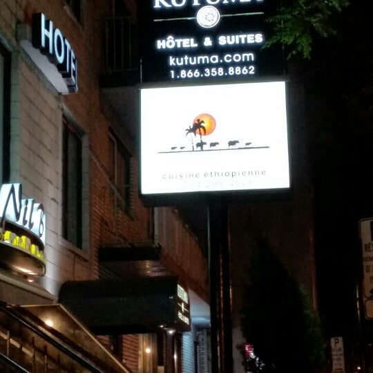 Hotel Kutuma St Denis
