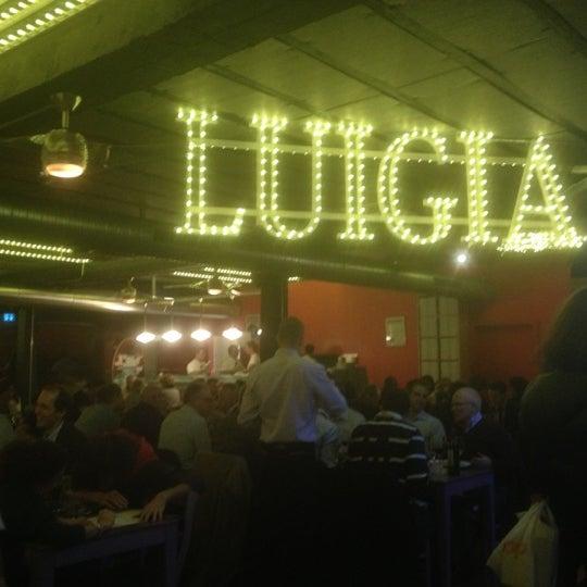 Photo prise au Luigia par Alexandra S. le12/17/2012