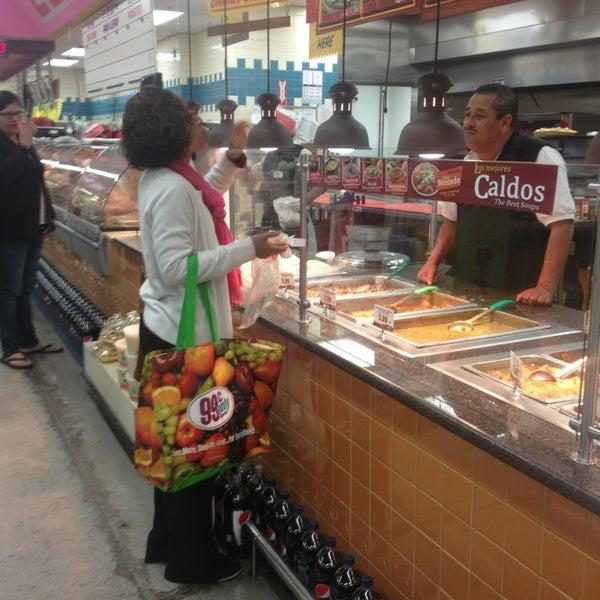 Photo taken at Northgate Gonzalez Markets by Tara R. on 1/31/2013