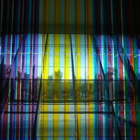 Foto tomada en MUAC (Museo Universitario de Arte Contemporáneo). por Daniel Z. el 2/25/2013