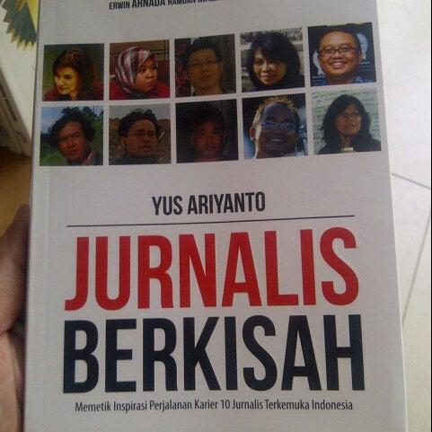 Photo taken at Institut Ilmu Sosial dan Ilmu Politik (IISIP) by Djony H. on 12/15/2012