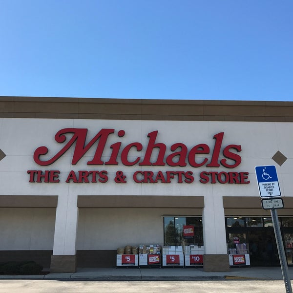 michaels arts crafts store. Black Bedroom Furniture Sets. Home Design Ideas