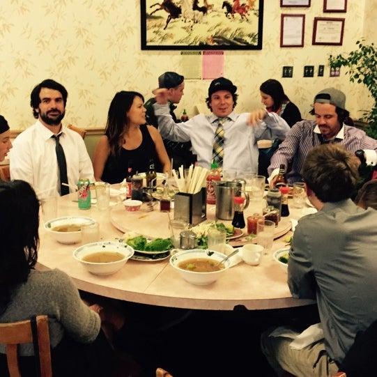 Photo taken at Pho 777 Vietnamese Restaurant by David L. on 11/7/2014