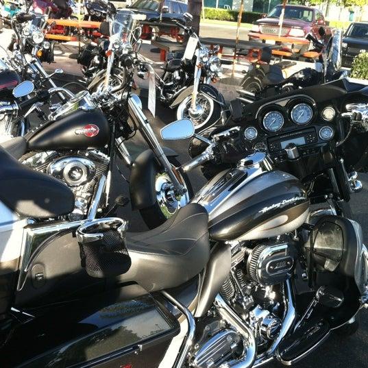 Photo taken at Orange County Harley-Davidson by Robert A. on 10/17/2012