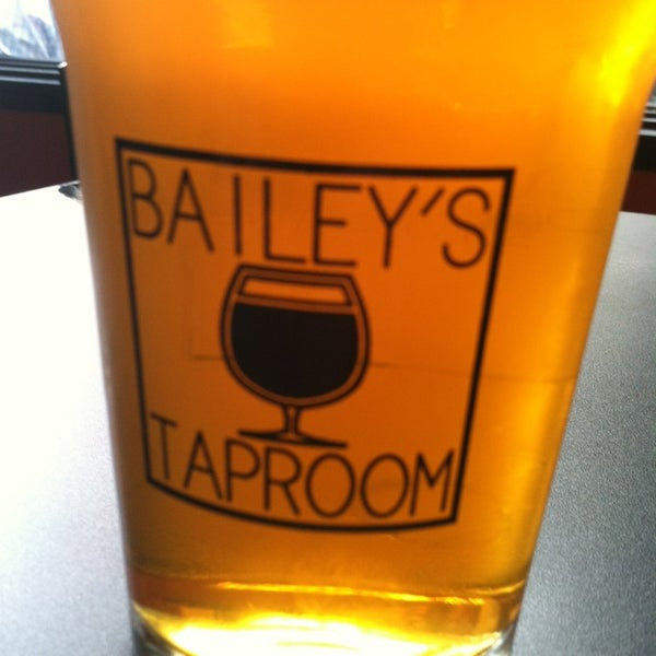 Photo taken at Bailey's Taproom by Mike R. on 6/26/2013