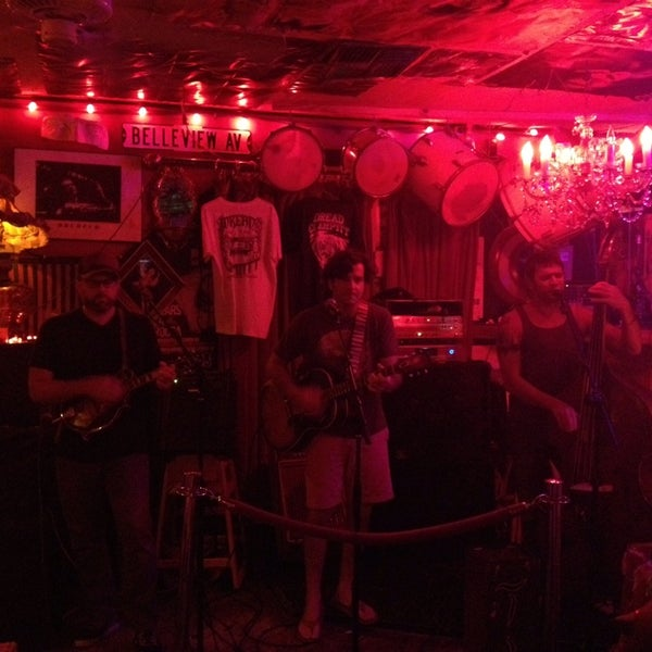 Photo taken at The Red Bar by Billy F. on 7/22/2013