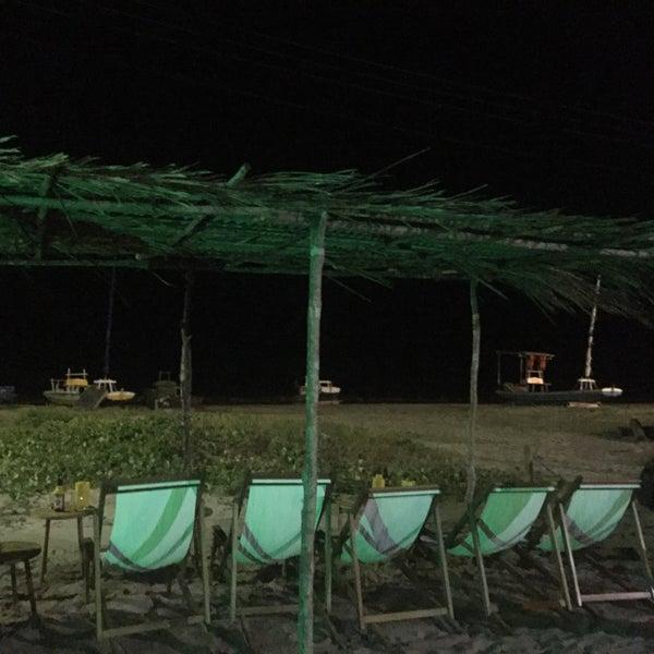 Foto tirada no(a) Praia de São Miguel dos Milagres por Luiz R. em 3/19/2017