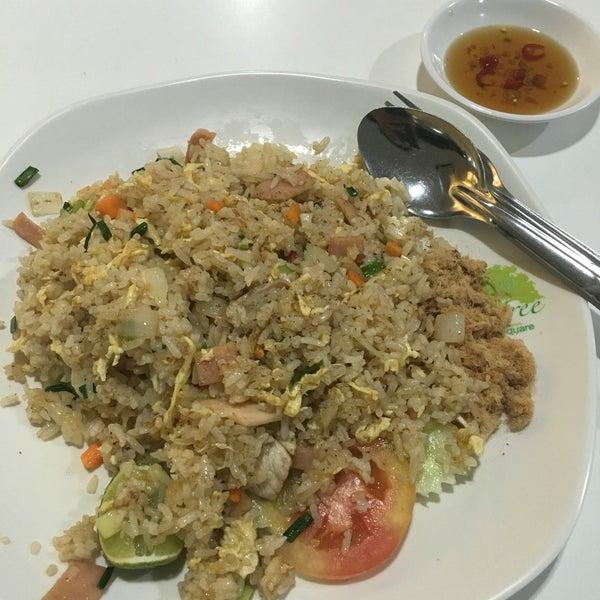Photo taken at Raintree Food Square by Kriengkrai S. on 8/24/2016