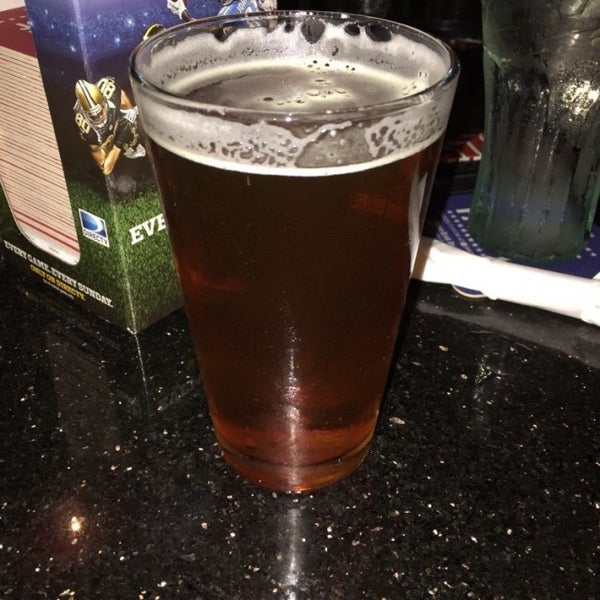 Photo taken at On Deck Sports Bar & Grill by Josh B. on 10/3/2014