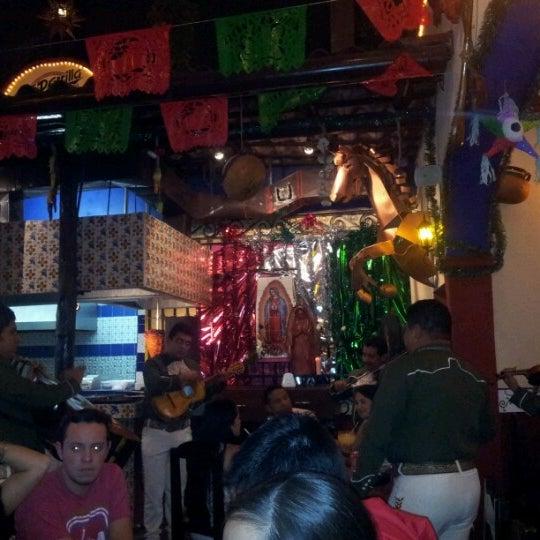 Foto tomada en La Parrilla Cancun por Joab G. el 12/31/2012