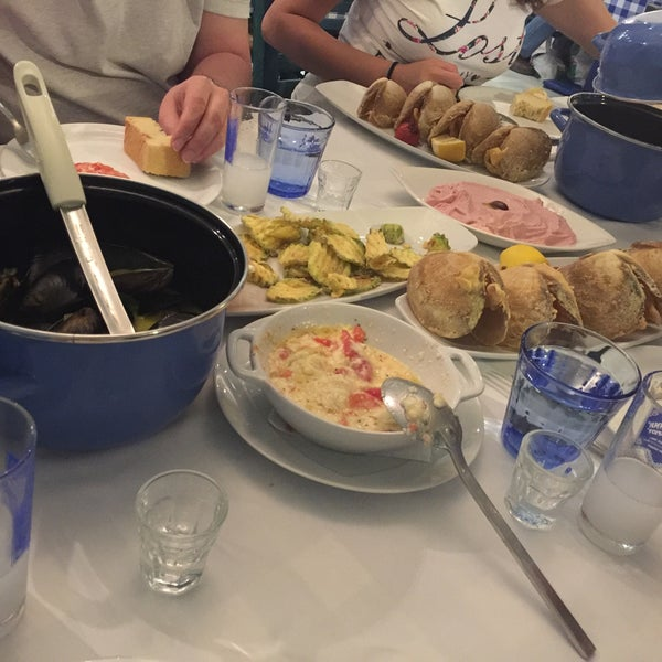 We come for a second year in a row; the best cuisine in northern Greece