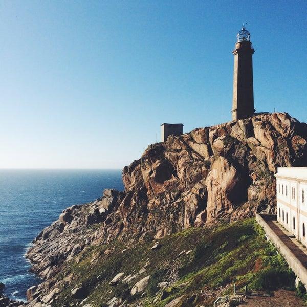 Photo taken at Faro de Cabo Vilán by Héctor M. on 8/16/2014