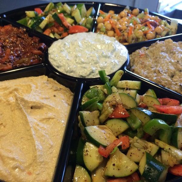 Oasis Vegetarian Cafe Menu