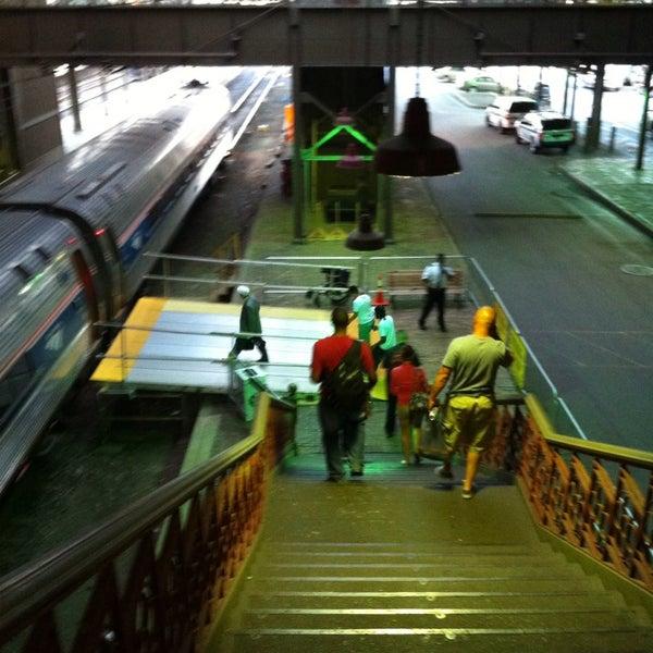 Photo taken at Amtrak: Harrisburg Transportation Center (HAR) by Elizabeth M. on 6/26/2013