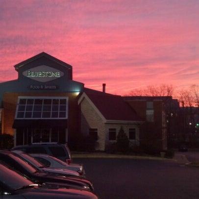 Photo taken at Bluestone Restaurant by Ryan P. on 2/11/2013