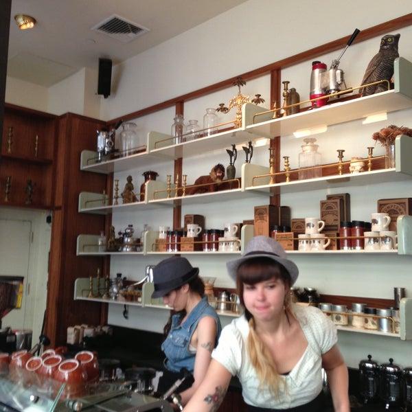 Photo taken at Stumptown Coffee Roasters by Stephen L. on 5/20/2013