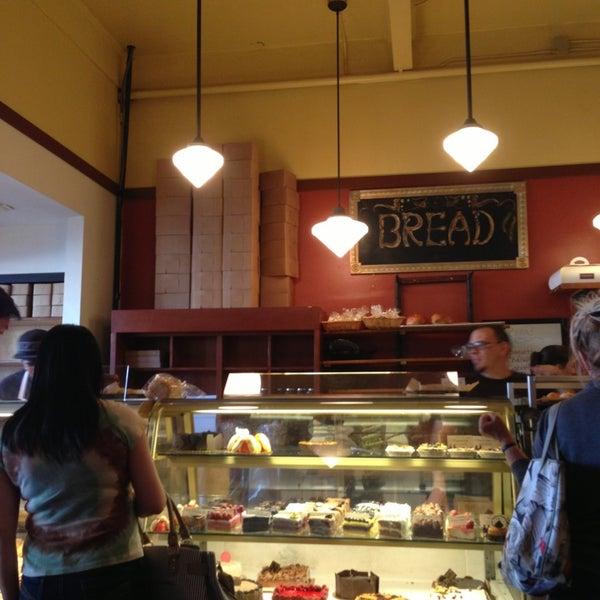 Photo taken at Bakery Nouveau by Stephen L. on 7/27/2013