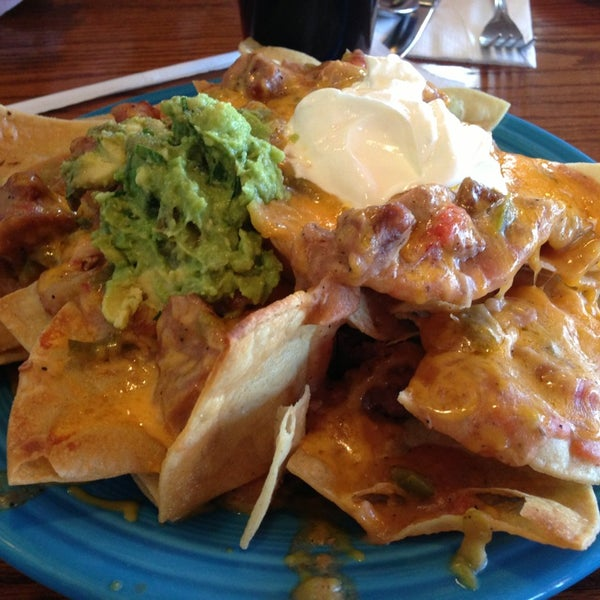 Easily the best nachos!
