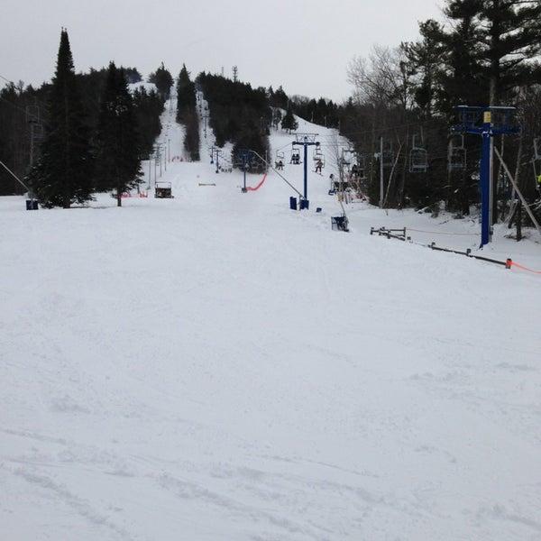 Photo taken at Pat's Peak Ski Area by Larry R. on 2/9/2013